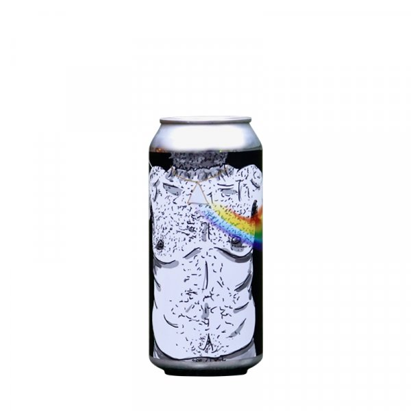 Northern Monk – Dark Side of the Moob Double D Black IPA