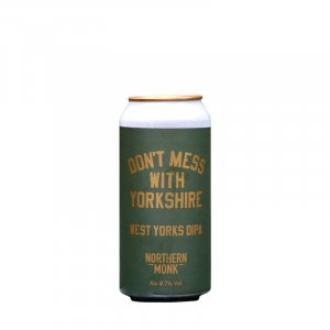 Northern Monk – Don't Mess With Yorkshire West Coast DIPA