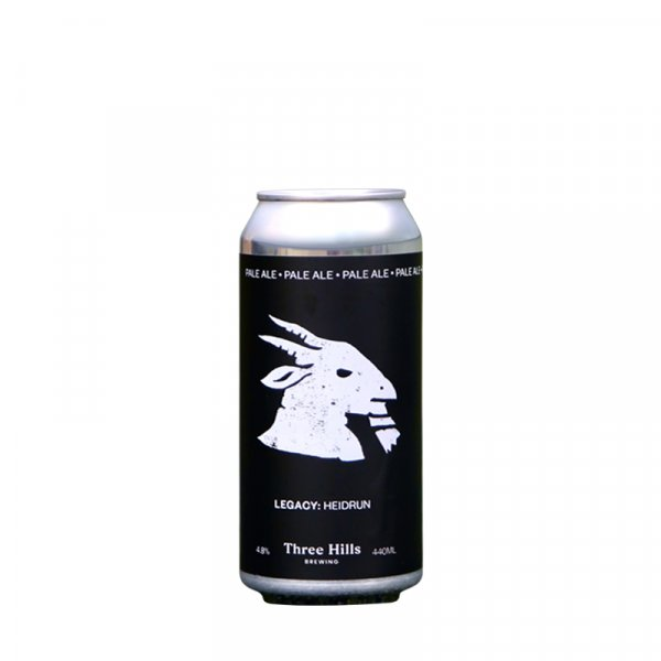 Three Hills – Legacy: Heidrun Pale Ale