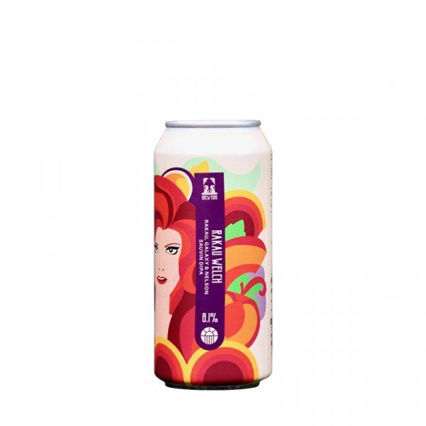 Brew York – Rakau Welch DIPA