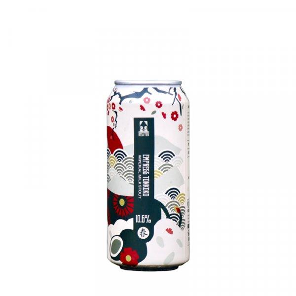 Brew York – Empress Tonkoko Imperial Tonka Bean, Chocolate Milk Stout