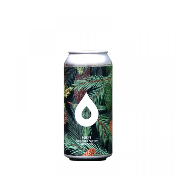 Polly's Brew Co. – DDH Pines Triple IPA
