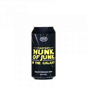 S43 Brewery – Fastest Hunk Of Junk In The Galaxy DIPA