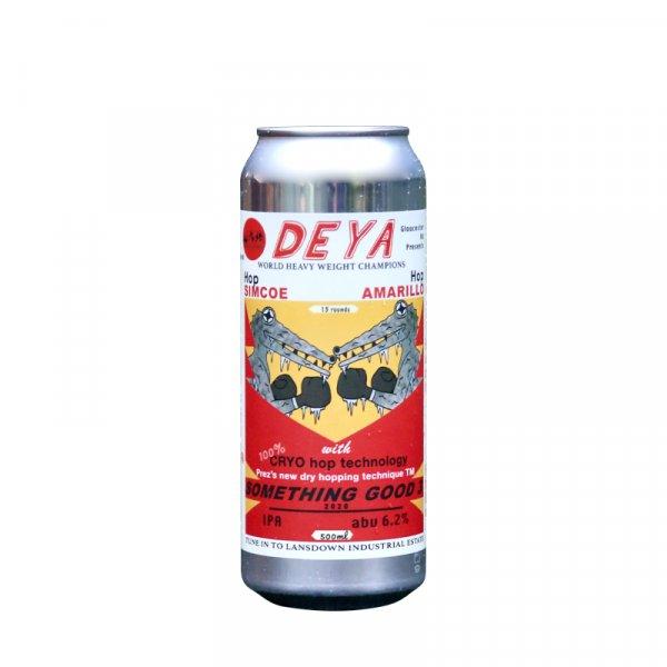DEYA Brewing – Something Good 3 IPA (image coming soon)