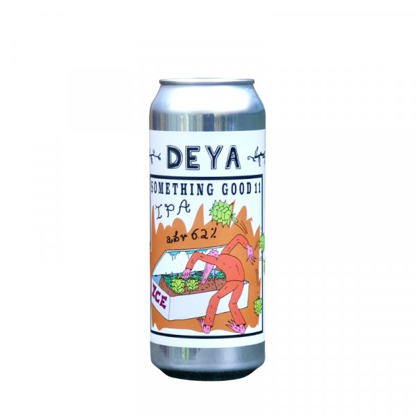 DEYA Brewing – Something Good 11 IPA (image coming soon)