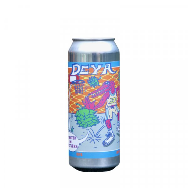 DEYA Brewing – Saturated in Motueka DIPA (Imaging coming soon)