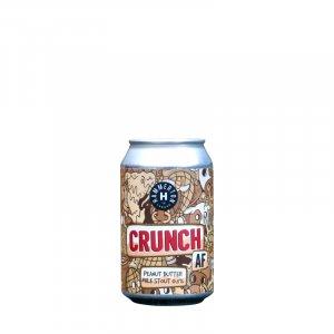 Hammerton – Crunch Alcohol Free Peanut Butter Milk Stout