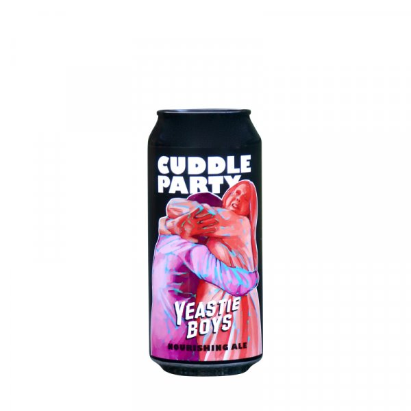 Yeastie Boys – Cuddle Party Nourishing Ale