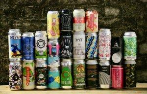 The Big Beast Craft Beer Box – 24 beers – £99:95 delivered!