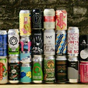 The Big Beast Craft Beer Box - 24 beers - £99:95 delivered!