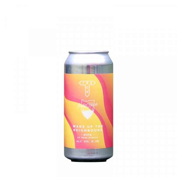 Track Brewing Co. – Wake Up The Neighbours DIPA