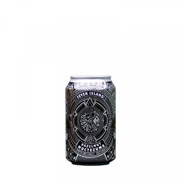Seven Island Brewery – Hazelnut Moctezuma Imperial Stout