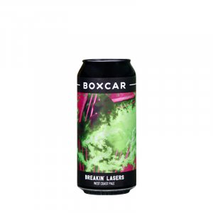 Boxcar – Breaking Lasers West Coast Pale