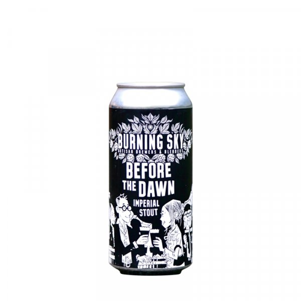 Burning Sky – Before the Dawn Imperial Stout