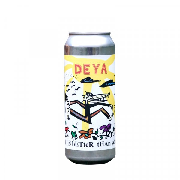 DEYA Brewing – Today Is Better Than Yesterday Pale Ale