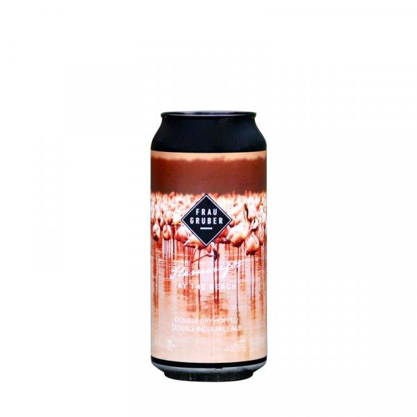 Frau Gruber Brewery – Flamingos at the Beach DDH DIPA (December deal!)