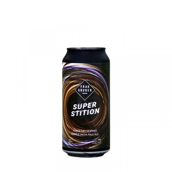 Frau Gruber Brewery – Superstition DDH Triple IPA (December deal!)