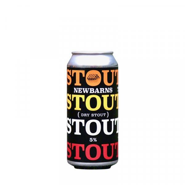 Newbarns Brewery – Dry Stout