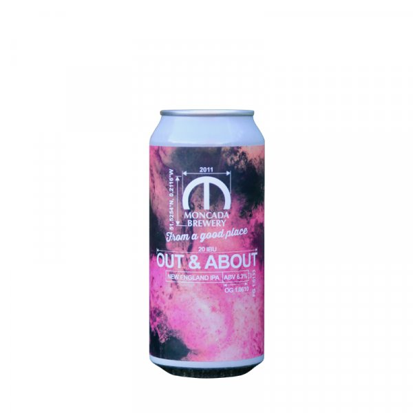 Moncada – Out & About NEIPA