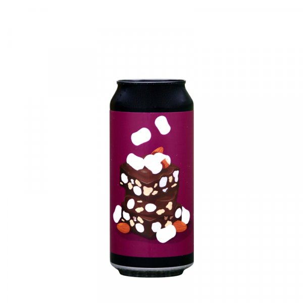 Seven Island Brewery – Rocky Road Fudge Imperial Stout