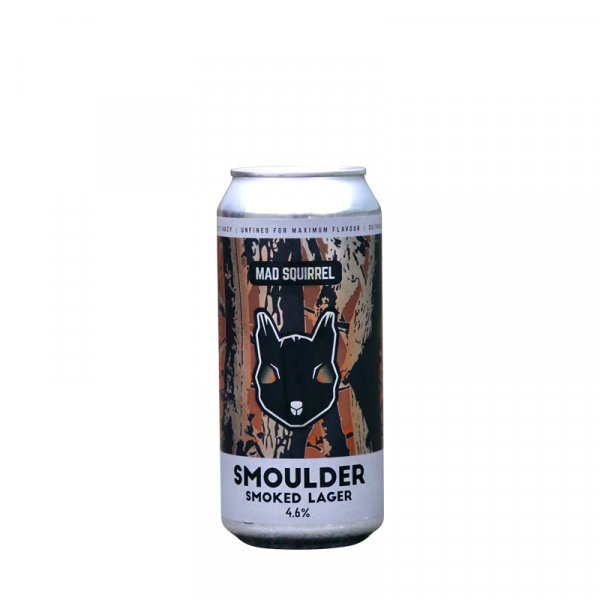 Mad Squirrel – Smoulder Smoked Lager
