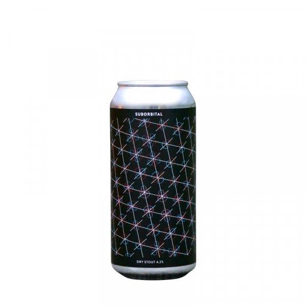 Gamma Brewing Co. – Suborbital Dry Stout (December deal!)