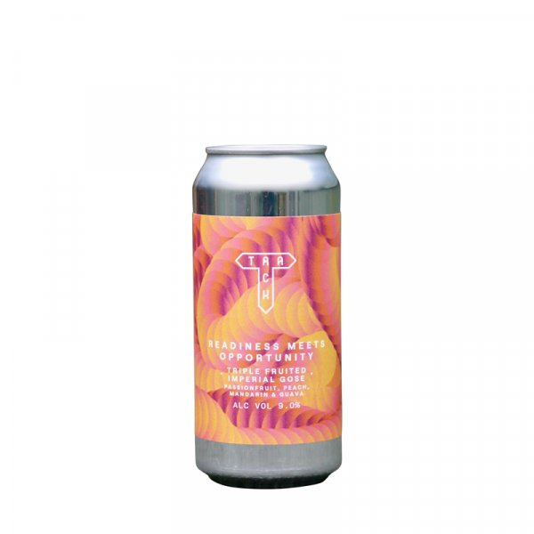 Track Brewing Co. – Readiness Meets Opportunity Triple Fruited Imperial Gose