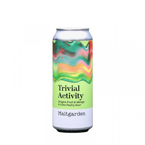 Maltgarden – Trivial Activity Dragon Fruit, Mango & Lime Pastry Sour