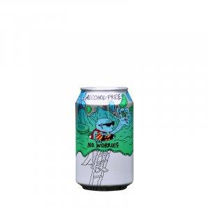 Lervig – No Worries Alcohol Free Pale Ale