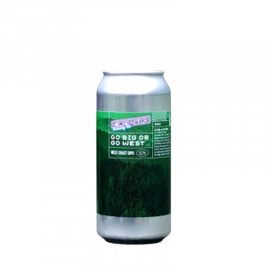 Neon Raptor Brewery – Go Big or Go WestWest Coast Double IPA