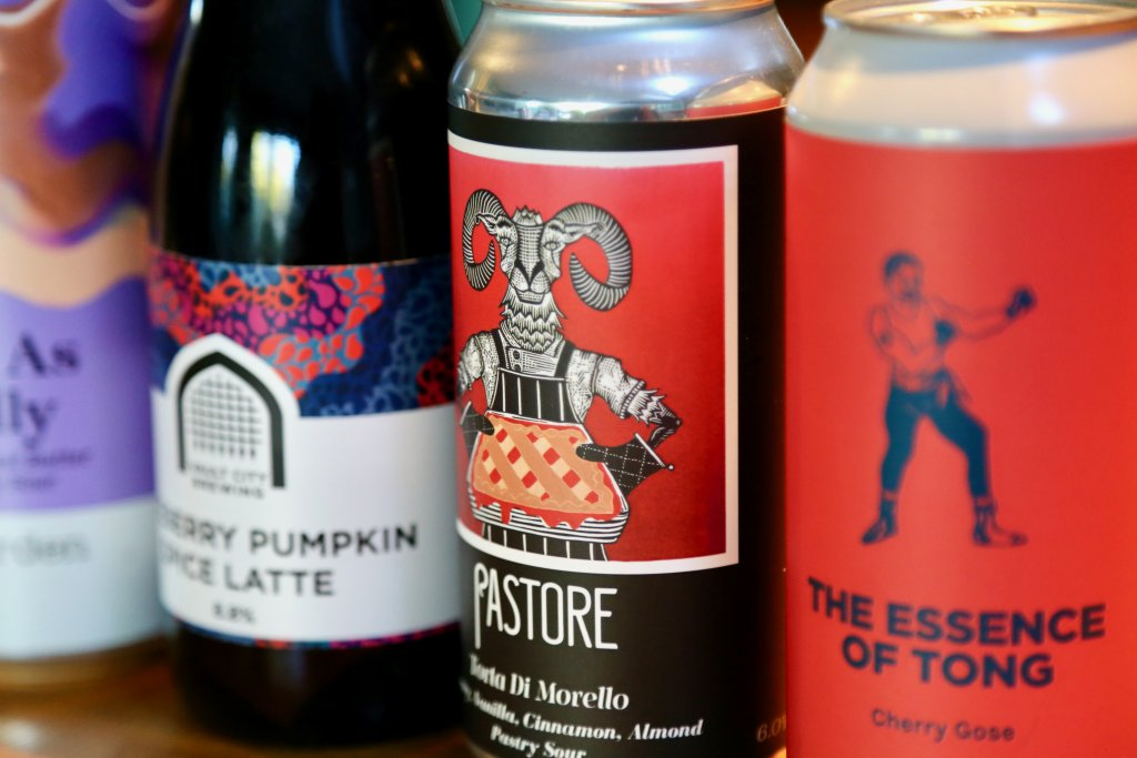 Our favourite sour beer making breweries right now