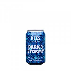 Kees Brewery – Dark & Stormy Scotch Ale