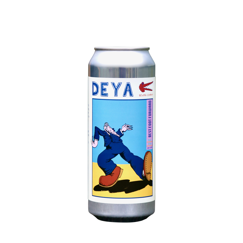 DEYA Brewing – Best Foot Forward Best Bitter