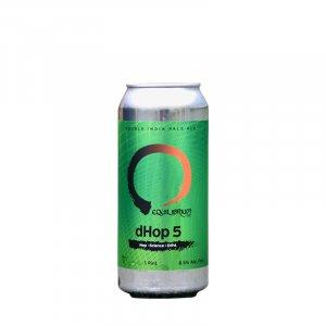 Equilibrium Brewery – dHop 5 DIPA