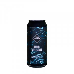 Frau Gruber Brewery – Liquid Reflections DIPA