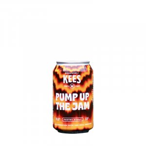 Kees Brewery – Pump Up The Jam Pasty Stout