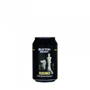 Buxton – Rudenko Bourbon Barrel Aged Barley Wine