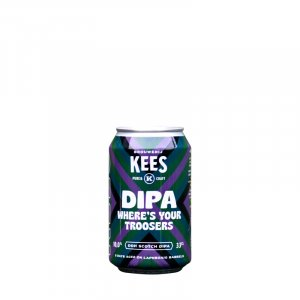 Kees Brewery – DIPA Where's Your Troosers DDH Scotch IPA