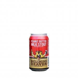 Belching Beaver – Peanut Butter Nitro Stout
