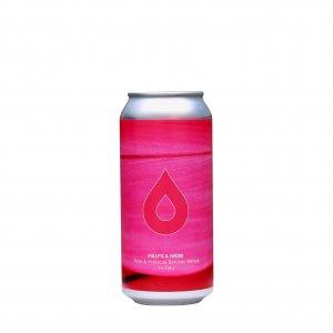 Polly's Brew Co. – In Totu Rose & Hibiscus Berliner Weisse