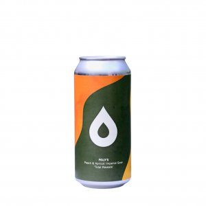 Polly's Brew Co. – Tidal Reveals Peach & Apricot Imperial Gose