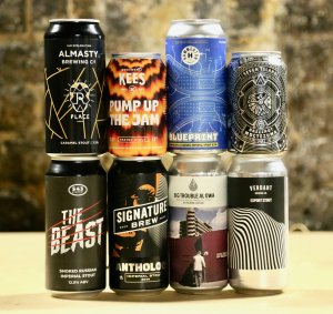 The Impy Beast Craft Beer Box – 8 Imperial Stout beers – £54:95 delivered!