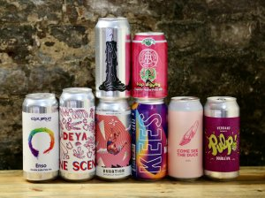 The DIPA Into the World Beast Gift Box – 8 BIG IPA Beers – £59:95 delivered!
