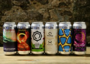 The Equilibrium Beast Box – 6 Exceptional US Import Beers – £54:95 delivered!