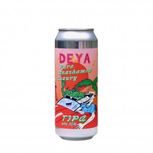 DEYA Brewing – Pure Unashamed Luxury TIPA