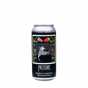 Pastore Brewing – Raspberry & Strawberry Waterbeach Weisse