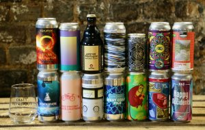 The Mór Beast Craft Beer Box - 14 beers + 2 Glasses - £111.80 delivered!