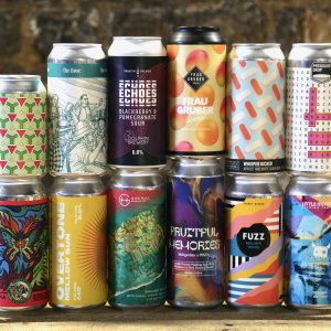Sour craft beer box - 12 beers